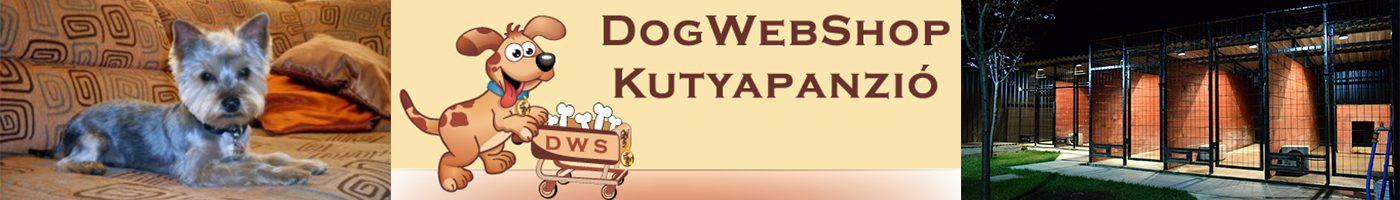 DogWebShop Kutyapanzió